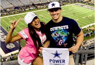 Odenza Vacations Reviews Dallas Cowboys game